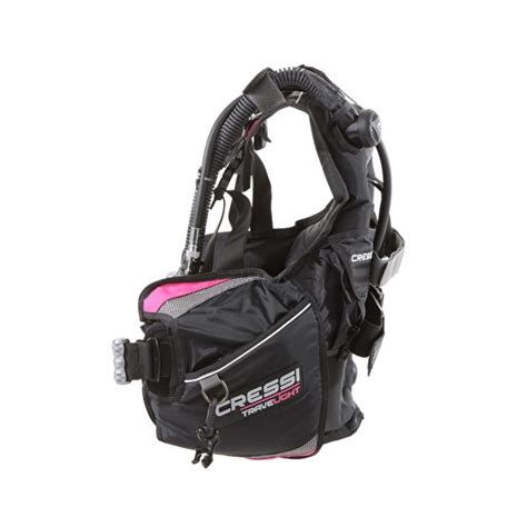 cressi travel light lady cressi travelight women s bcd sold online in canada