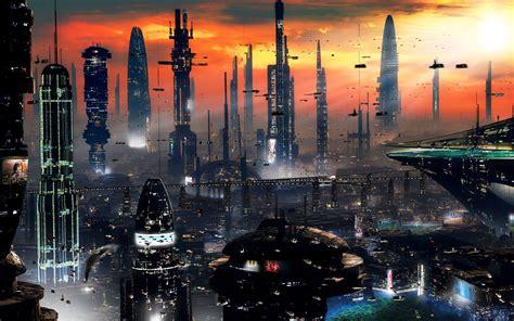 imagenes futuristas wallpaper 3d futuristic city wallpaper wallpapersafari