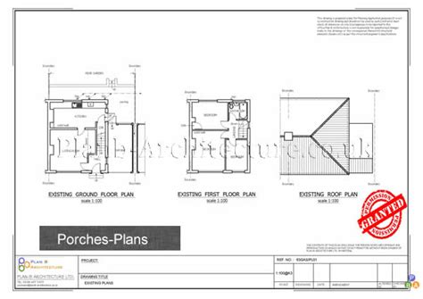 How To Draw Plans For Planning Application plan b architecture ltd planning drawing planning
