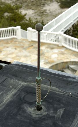 lucky strike decorative lightning rods lifestyle threat from above protecting against lightning strikes
