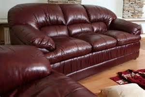 Bonded Leather Repair by Bonded Leather Vs Genuine Leather Furniture With