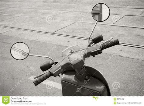 Motorrad Anmelden Italienische Papiere by Alte Italienische Rollerlenkstange Mit