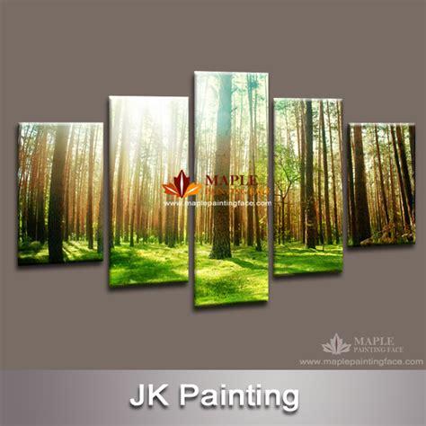 Home Decor China Wholesale Wall Decor Canvas 5 Piece Canvas Art Decorative Painting