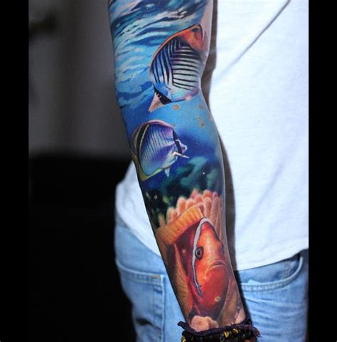 underwater scene tattoo designs 25 best ideas about underwater on