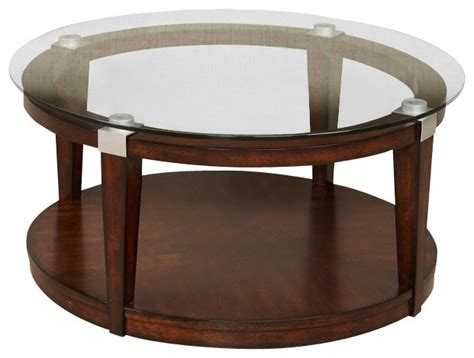 hammary solitaire 2 coffee table set in rich