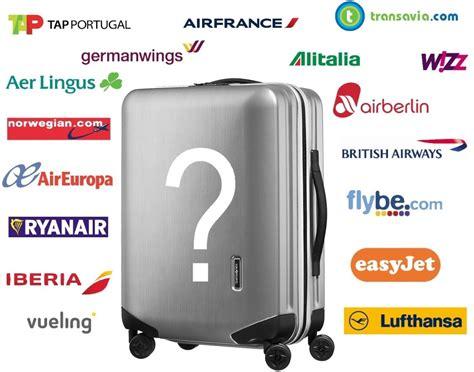 cabin baggage dimensions valise cabine norme sur la taille et poids max du bagage