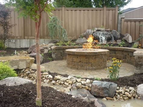 paver patio pit paver patio pit pit design ideas