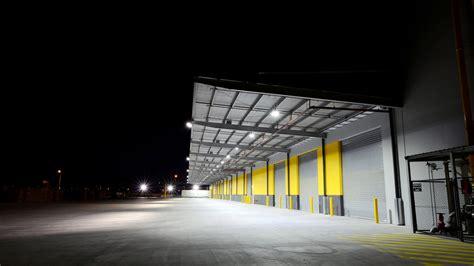 illuminazione capannoni illuminazione led capannoni flexsolight