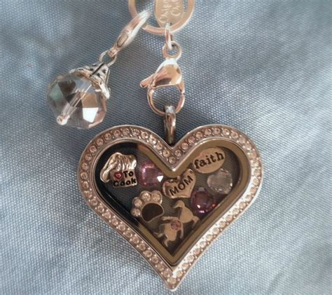 Origami Locket - origami owl lockets a flash valentine s day giveaway