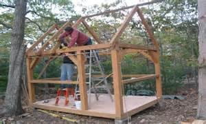 Timber Frame Cabin Floor Plans Timber Frame Cottage Plans Small Timber Frame Cabin Plans