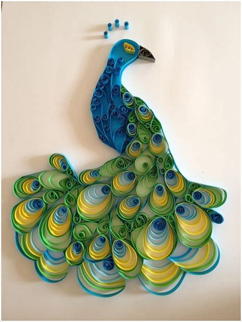 Amazing Paper Crafts - 5 spectacular paper quilling craft ideas amazing house