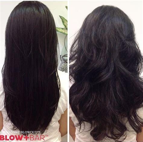 harga potongan rambut panjang harga potongan rambut panjang mencoba permanent blowout di