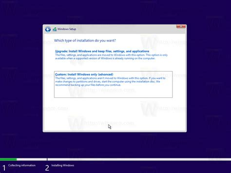 install windows 10 uefi how to clean install windows 10