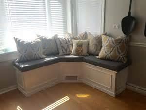 Corner Storage Bench Best 25 Bench Seat With Storage Ideas On Storage Bench Seating Bench With Storage