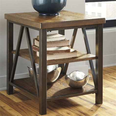 rustic wood end tables thelt 15 best rustic end tables in 2018 modern country wood
