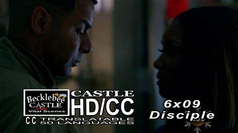 castle 6x09 promo disciple hd season 6 episode 9 youtube castle 6x09 quot disciple quot esposito consoles lanie ryan