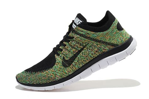 black running shoes for nike free 4 0 flyknit blue black running shoes shoes