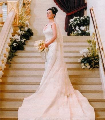 casa zeta jones robe catherine zeta jones wedding dress catherine zeta jones