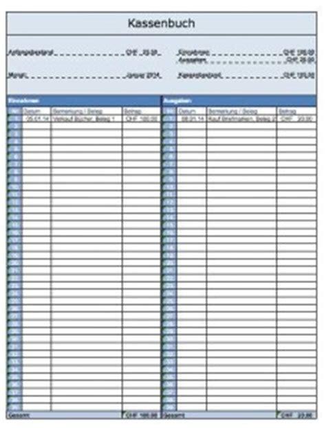 Kostenlose Vorlage Kassenbuch Einnahmen Ausgaben Vorlage Zum Ausdrucken B 252 Rozubeh 246 R