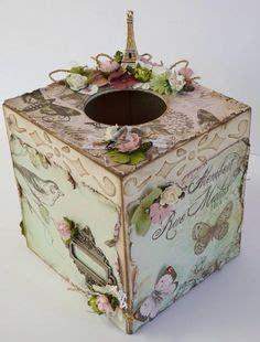 Murah Tissue Box Box Tissu Vintage Tempat Tissue Vintage tim holtz fabric mod podge tissue box all about fall hop tim holtz tissue boxes and