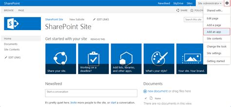 sharepoint 2013 create list from template how to create a list or library at the sharepoint 2013