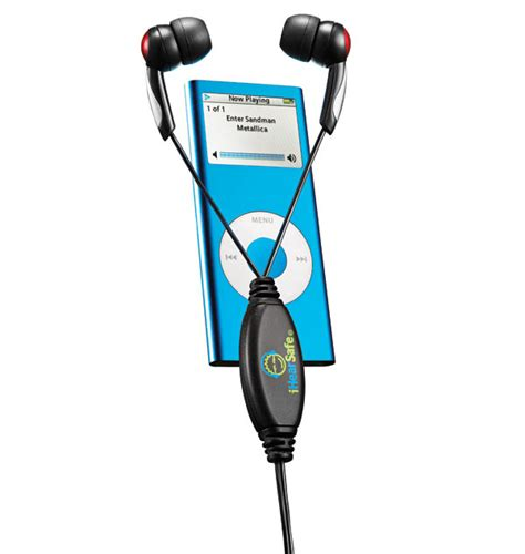 New Ihearsafe Headphones Aim To Save The Hearing Of The Ipod Generation by Volume Limiting Headphones Mit Technology Review