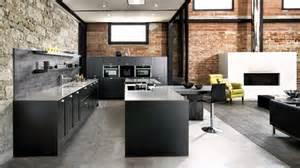 dekoration gastronomie cuisine industrielle les 233 l 233 ments d 233 co 224 avoir