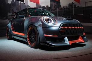 mini cooper works gp concept