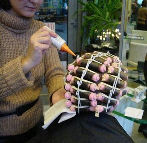 perm using large rollers 1000 images about rollers on pinterest 1960s curls and