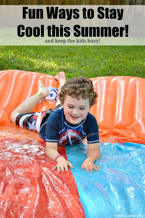 Cool Ways To In Summer by 10 Ways To Keep Cool In Summer H2ogo Ad