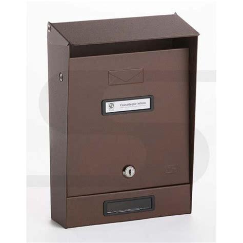 cassetta postale silmec cassetta postale vari colori silmec