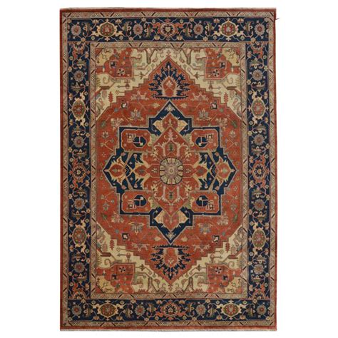 9 by 11 rugs size 9 11 quot x 14 01 quot heriz wool rug from india