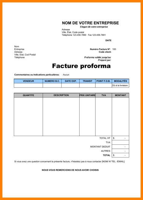 model facture auto entrepreneur maroc invoice home