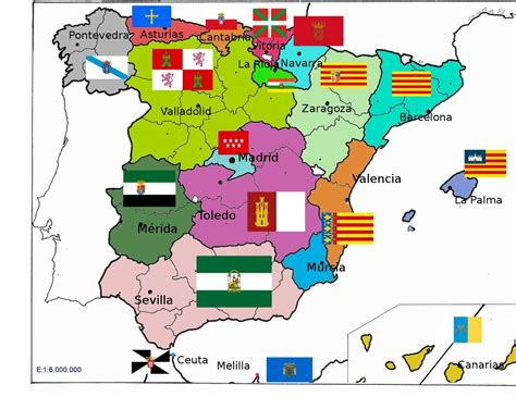 espaa para sus soberanos tema 12 la organizaci 211 n de espa 209 a 4 186 de educaci 243 n primaria