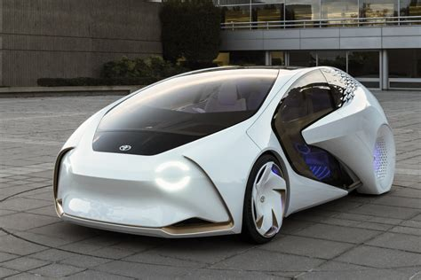 toyota ai concept i car makes artificial intelligence more human