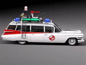 cadillac ecto 1 ghostbusters 1959 squir