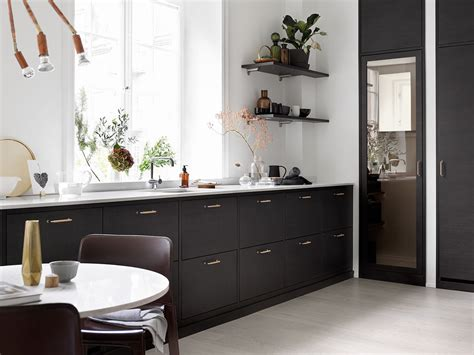 swedish kitchens kitchen of the week a swedish kitchen with a place for