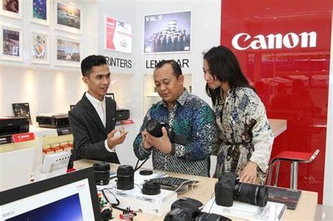 Kamera Canon Wilayah Makassar datascrip resmi hadirkan showroom kantor penjualan cabang di makassar jagat review