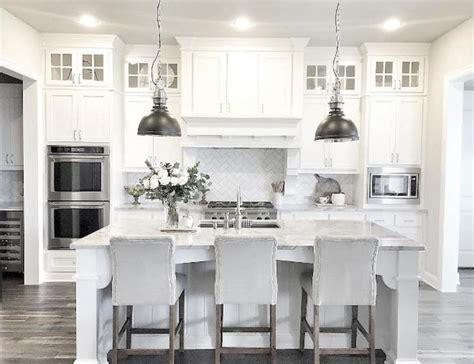 white kitchen decor ideas rustic modern farmhouse kitchen design ideas