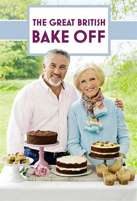 libro great british bake off the great british bake off tvmaze