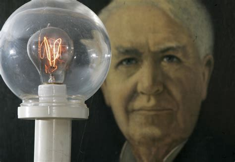 day edison edison invents the light bulb on this day america