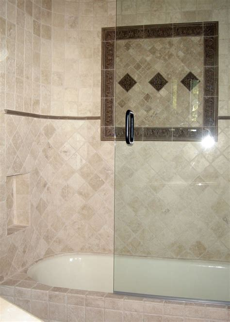 replace bathtub with tile shower how to make a shower from bathtub 171 bathroom design