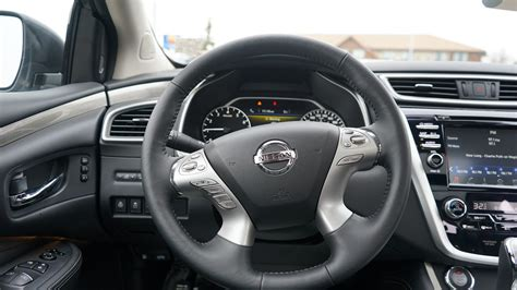 nissan murano midnight edition leather moonroof navigation bose black accents
