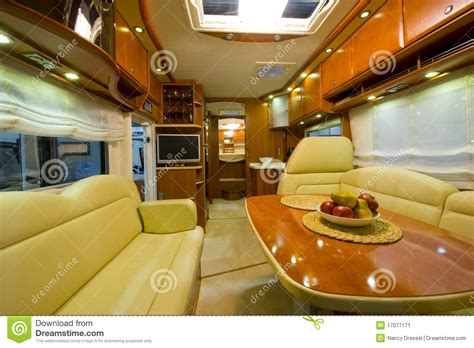 motor home stock image image