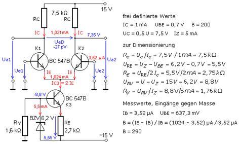 bipolar transistor berechnen bipolar transistor aufgaben 28 images emitter bausteine f 252 r digics und kurse stationjnt
