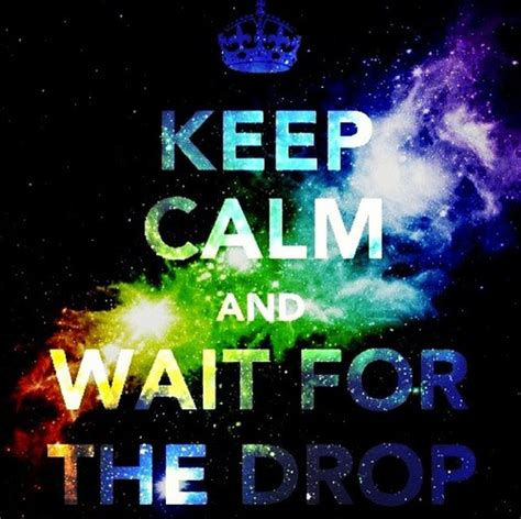 drop house music keep calm and wait for the drop music plur pinterest edm dance music and