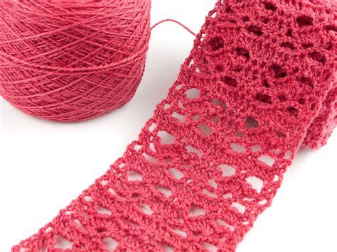 crochet scarf carriewolf net
