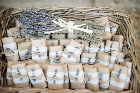 Handmade Favors - wedding favor soaps