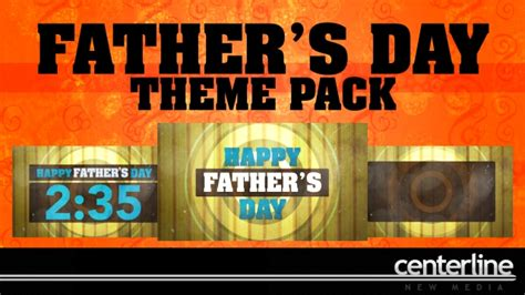 S Day Theme S Day Theme Pack Centerline New Media