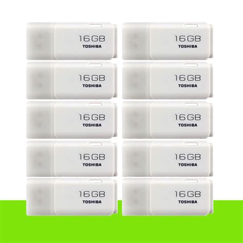 Usb Flash Drives Toshiba 16gb toshiba transmemory u202 16gb usb 2 0 flash drive white